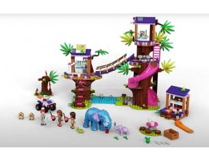 LEGO FRIENDS 41424 - BASE DI SOCCORSO TROPICALE