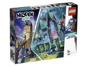 LEGO HIDDEN SIDE 70437 - IL CASTELLO MISTERIOSO