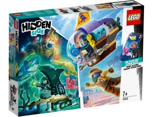 LEGO HIDDEN SIDE 70433 - SOTTOMARINO DI J.B.