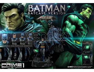 PRIME 1 STUDIO BATMAN HUSH  BATCAVE DX VERSION STATUE STATUA