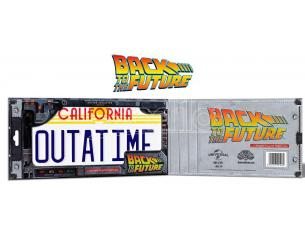 DOCTOR COLLECTOR BTTF OUTATIME LICENCE PLATE REPLICA