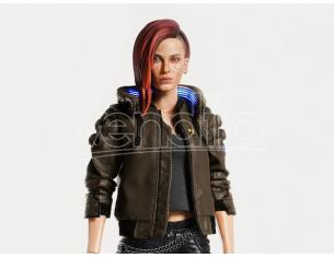 Pure Arts Cyberpunk 2077 V Female 1/6 Figura Action Figure