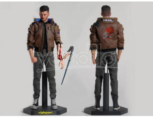 Pure Arts Cyberpunk 2077 V Male 1/6 Figura Action Figure