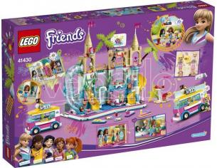 LEGO FRIENDS 41430 - DIVERTIMENTO ESTIVO AL PARCO ACQUATICO