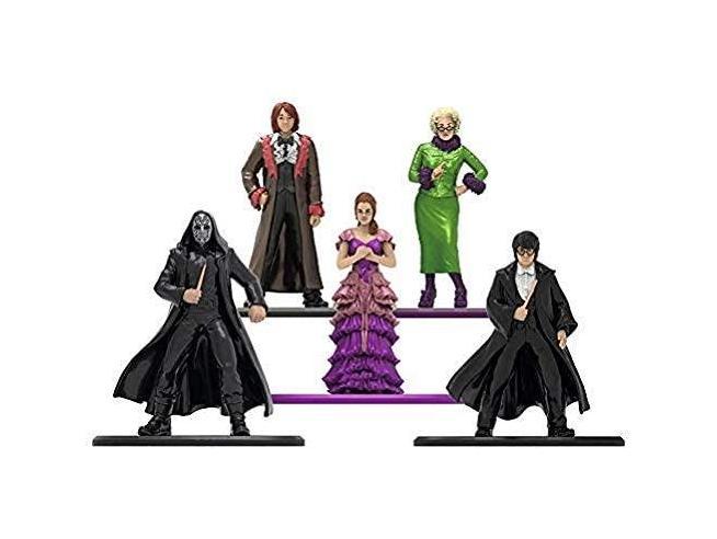 Simba Harry Potter Gift Pack con 5 Personaggi Die Cast da 4 Cm Giocattolo