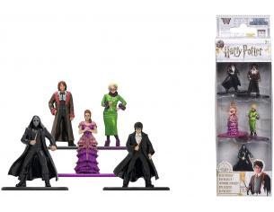 Harry Potter Simba Regalo Pack Con 5 Personaggi Die Cast Da 4 Cm Giocattolo