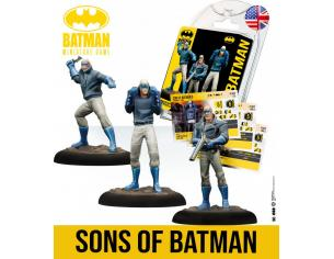 KNIGHT MODELS BMG SONS OF BATMAN WARGAME