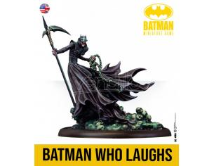 KNIGHT MODELS BMG THE BATMAN WHO LAUGHS BATBOX WARGAME