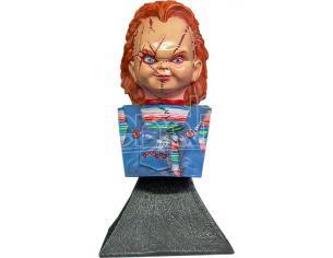 Tot Bride Of Chucky Chucky Mini Busto Bustoo