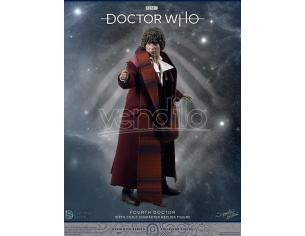 BIG CHIEF DR WHO 4TH DOCTOR DEF. SERIE 1/6 FIGURE ACTION FIGURE