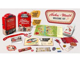 DOCTOR COLLECTOR FALLOUT NUKA WORLD WELCOME KIT REPLICA