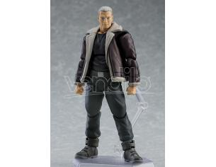 MAXFACTORY GHOST I/T SHELL S.A.C. BATOU FIGMA ACTION FIGURE