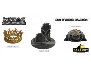 Factory Entertainment KUZOS GAME OF THRONES REPLICA (SET 3PCS) REPLICA