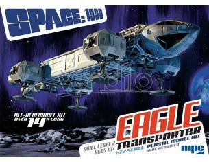 MPC SPACE 1999 14INCH EAGLE TRANSPORTER KIT MODEL KIT