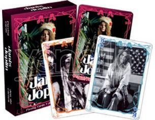 AQUARIUS ENT JANIS JOPLIN PLAYING CARDS CARTE DA GIOCO