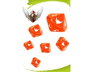 DO NOT PANIC GAMES DRAKERYS ARMY DICE PALADINATE OF IROSIA GIOCO DA TAVOLO