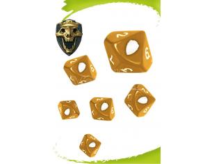 DO NOT PANIC GAMES DRAKERYS ARMY DICE DWARVEN GIOCO DA TAVOLO