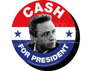 AQUARIUS ENT JOHNNY CASH PRESIDENT MAGNET MAGNETI