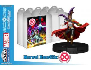 WIZKIDS MHC X-MEN HOUSE OF X BOOSTER BRICK GIOCO DA TAVOLO