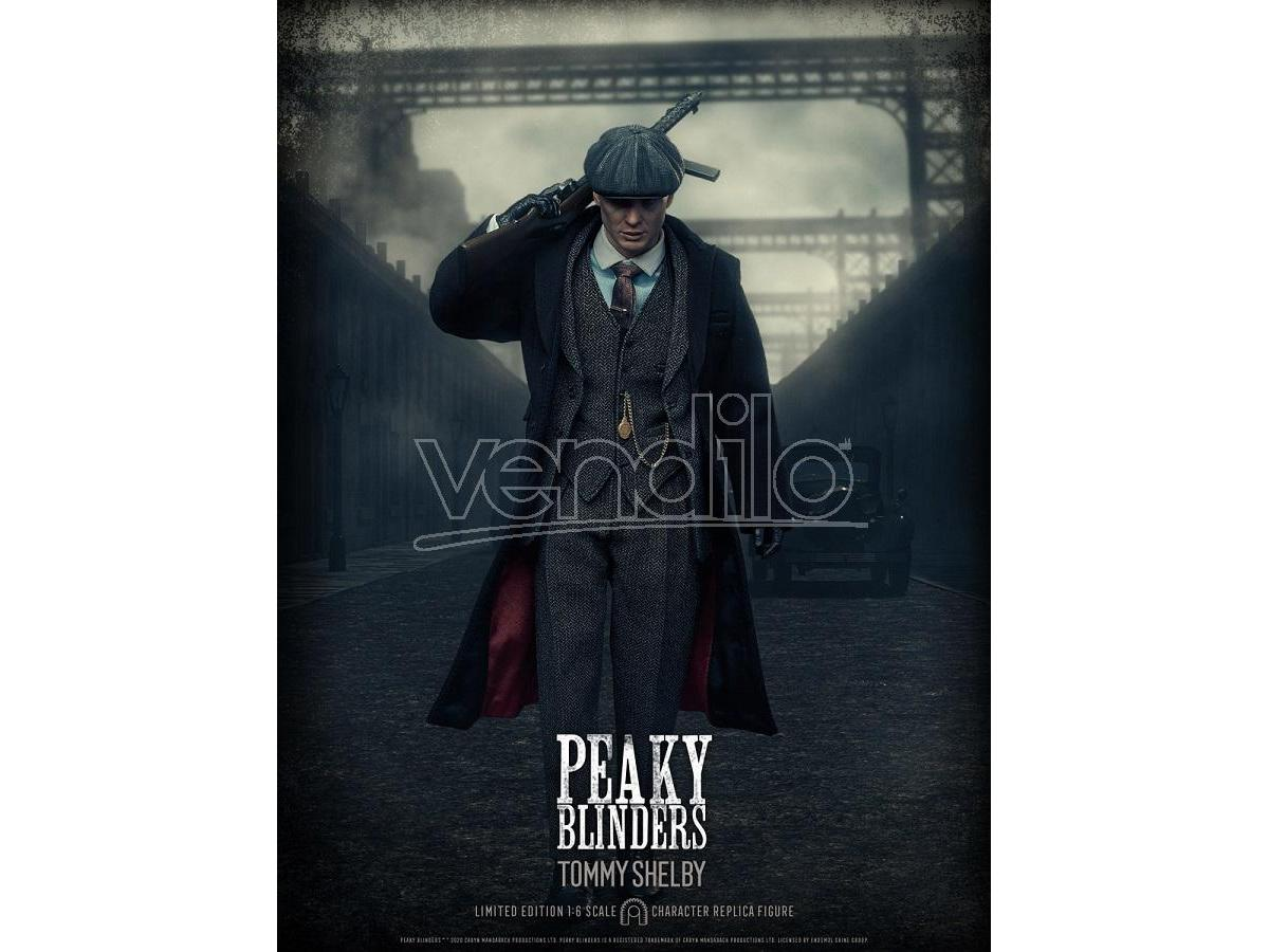 Big Chief Peaky Blinders Tommy Shelby 1/6 Figura Action Figure
