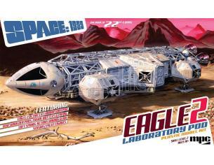 MPC SPACE 1999 EAGLE II w/LAB POD MODEL KIT