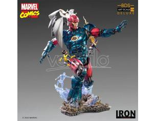 IRON STUDIO X-MEN VS SENTINEL 3 ART 1/10 DIORAMA DLX STATUA