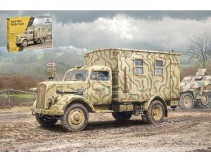 ITALERI IT6575 OPEL BLITZ RADIO TRUCKS KIT 1:35 Modellino