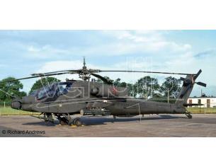 REVELL RV04985 ELICOTTERO AH-64A APACHE KIT 1:100 Modellino