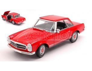 WELLY WE24093R MERCEDES 230 SL (W113) RED 1:24 Modellino