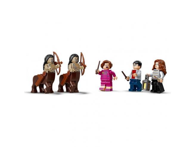 LEGO HARRY POTTER 75967 - LA FORESTA PROIBITA: L'INCONTRO CON LA UMBRIDGE