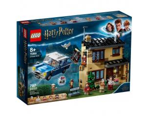 LEGO HARRY POTTER 75968 - PRIVET DRIVE,4