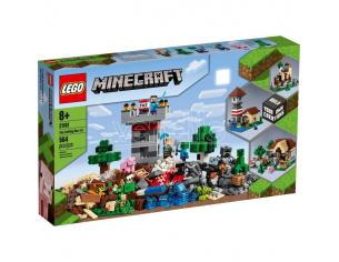 LEGO MINECRAFT 21161 - CRAFTING BOX 3.0