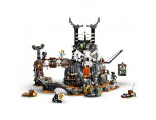 LEGO NINJAGO 71722 - LE SEGRETE DELLO STREGONE TESCHIO