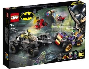 LEGO BATMAN MOVIE 76159 - ALL'INSEGUIMENTO DEL TRE RUOTE DI JOKER