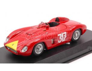 ART MODEL AM0415 FERRARI 500 TR N.317 3rd GIRO DI SICILIA 1956 G.STARABBA 1:43 Modellino