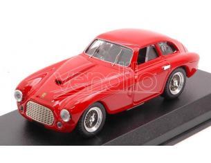 ART MODEL AM0416 FERRARI 195 S ROURING BERLINETTA 1950 RED 1.43 Modellino