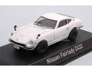 NOREV NV420144 NISSAN FAIRLADY Z 1969 WHITE 1:43 Modellino