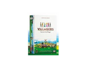 MSEDIZIONI - Villagers Costruisci il Tuo Villaggio Gioco da Tavolo