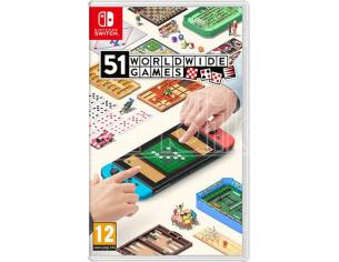 51 WORLDWIDE GAMES PARTY GAME - NINTENDO SWITCH