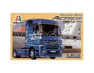 Italeri IT3824 MERCEDES ACTROS 1854 KIT 1:24 Modellino