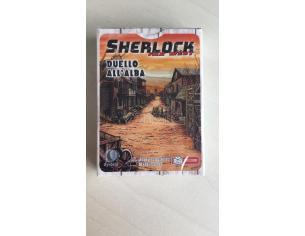 MSEDIZIONI - Sherlock Serie Far West: Duello all'Alba Mazzo di Carte
