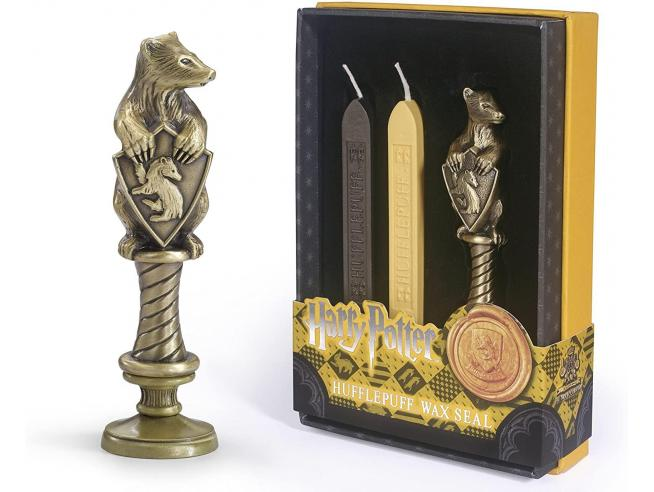 Timbro Tassorosso10 cm Harry Potter Noble Collection