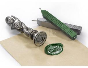 Timbro Serpeverde 10 cm Harry Potter Noble Collection
