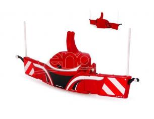 UNIVERSAL HOBBIES UH6250 LAMA PARAURTI SAFETYWEIGHT RED COLOR 1:32 Modellino