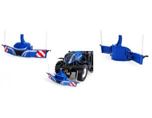 UNIVERSAL HOBBIES UH6251 LAMA PARAURTI SAFETYWEIGHT BLUE COLOR 1:32 Modellino