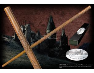 Harry Potter  Bacchetta Magica James Potter  Character Noble Collection