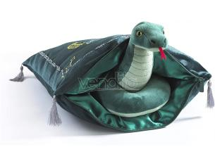 Harry Potter - Peluche E Cuscino Di Serpeverde Noble Collection