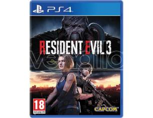 RESIDENT EVIL 3 SPARATUTTO - PLAYSTATION 4