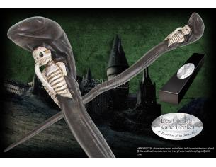 Harry Potter  Bacchetta Magica Mangiamorte Snake  Character Noble Collection