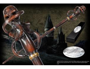 Bacchetta Magica Mangiamorte Swirl Harry Potter Character Noble Collection
